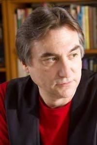 Playwright Mark Scharf.