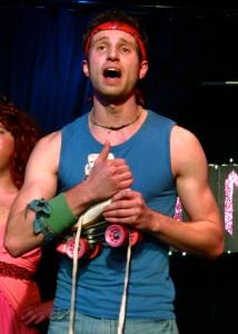 Derek as Don in 'A Chorus Line' at Olney Theatre Center.