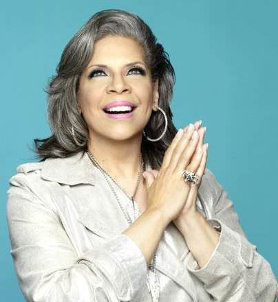 Patti Austin. Photo courtesy of her Facebook Page.