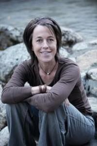 Playwright Naomi Wallace. Photo by Jenny Graham.