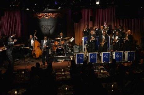 The Duke Ellington Orchestra.