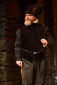 Todd Scofield (Count Bellievre). Photo by Teresa Wood.