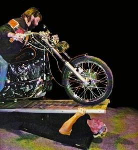 Harley Newman.