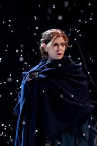 Siobhan Redmond as Gruach, (Lady Macbeth). Photo by KPO Photo.