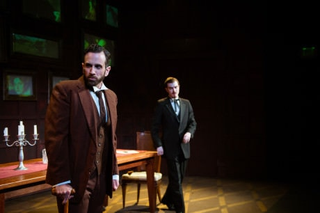 John Loughney and Bobby Libby in 'The Secret Garden.' Photo by Traci J. Brooks Studios.