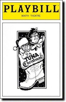 A-Tuna-Christmas-Playbill-12-94
