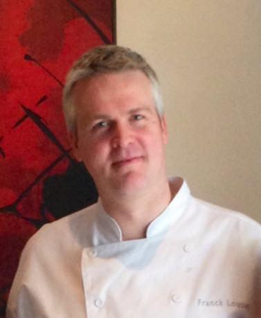 iCi Urban Bistro Executive Chef Franck Loquet.