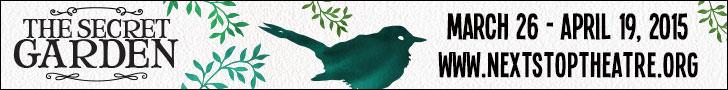 secret garden banner
