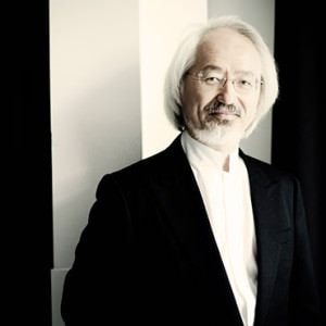 Conductor Masaaki Suzuki. Photo courtesy of the Baltimore Symphony Orchestra.