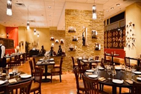 Masala Art Restaurant.
