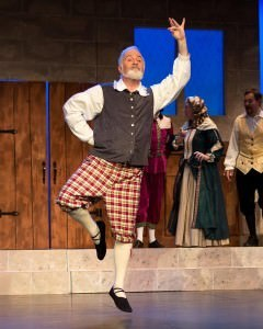 Gary Sullivan as McCrankie. Photo by Harvey Levine.