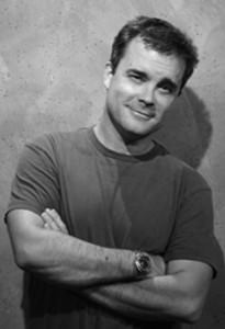 Playwright David Skeele.