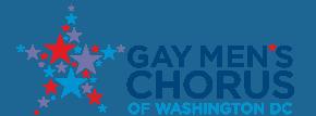 GAY MEN'S CHORUS LOGO