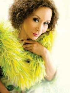 Freda Payne. Photo by Raj Naik.