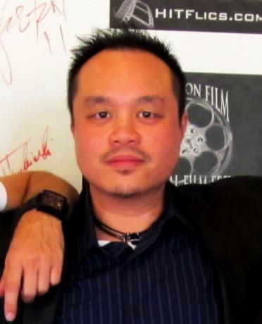 Fernando Mico, festival director, Northern Virginia International Film Festival. Courtesy of Northern Virginia Film Festival