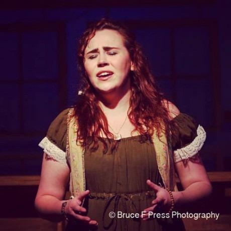 Ellie Borzilleri (ilse). Photo by Bruce F. Press Photography.