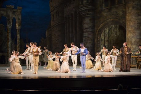 The Company of the Washington Ballet's 'Swan Lake.' Photo by media4artists/Theo Kossenas.