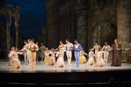 The Company of the Washington Ballet's 'Swan Lake.' Photo by media4artists/Theo Kossenas.