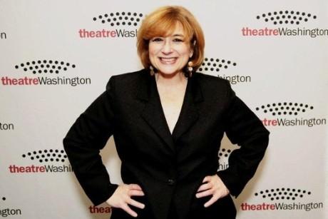 Linda Levy Grossman, President and CEO, theatreWashington. Photo by Shannon Finney.