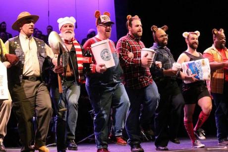 The Bare Necessities.' Photo courtesy of Gay Men's Chorus of Washington, DC.