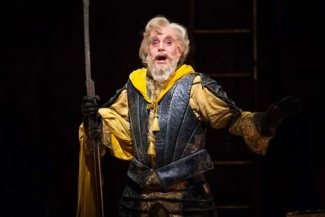 Anthony Warlow as Don Quixote. Photo by Scott Suchman.