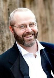 Composer Gregory Thomas Martin.