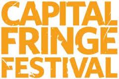 capital fringe orange logo