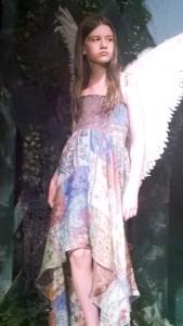 Rachel Kilgallon (Ariel). Photo by Maureen Rogers.