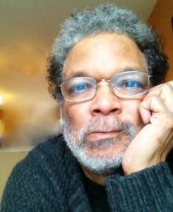 Playwright/Director Alan Sharpe.