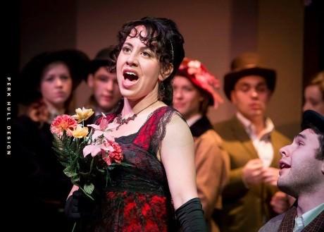 Francesca Aguado. Photo by Peck Hill Design.