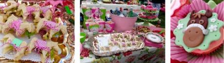 Sylvia Sosa's Pink & Green theme.