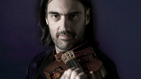 Leonidas Kavakos. Photo courtesy of The Kennedy Center.