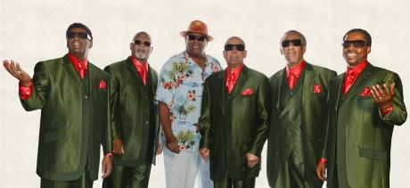 The Blind Boys of Alabama. Photo courtesy of their website.