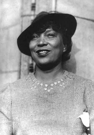 Zora Neale Hurston. Phot courtesy of WikipediA.