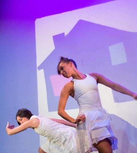 Jane Franklin Dance's 'Niche.' Photo by Paul Gillis Photography.