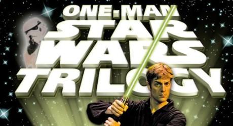 One-Man-Star-Wars-Triology