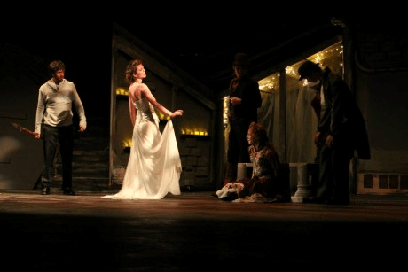 'Neverwhere' from Robinson High School