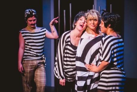 Photo courtesy of Iron Crow Theatre.