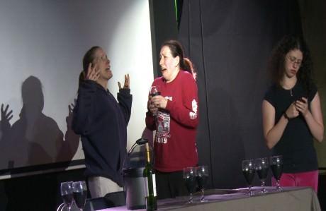 Carol Spring in 'The Taste.' Photo courtesy of