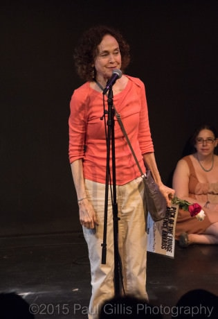 Awards Ceremony: Trinidad Theatre, July 26, 2015: 10th Annual Capital Fringe Festival.  Photo Copyright 2015 by Paul Gillis Photography.