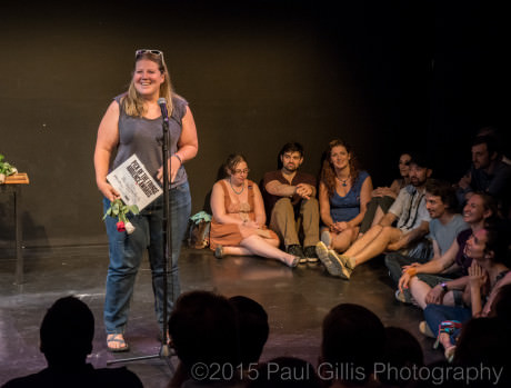 Awards Ceremony Trinidad Theatre, July 26, 2015 10th Annual Capital Fringe Festival Photo Copyright 2015 by Paul Gillis Photography