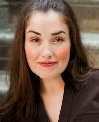 Playwright Johnna Adams.