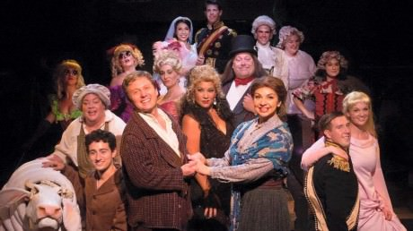 The cast of 'Into The Woods.' Photo by