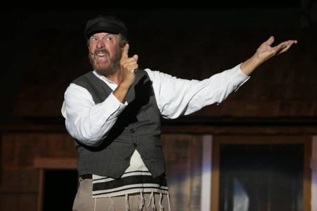 Fiddler on the Roof. Photo courtesy of Howard County Summer Theatre.