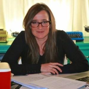 Playwright Marja Lewis-Ryan.