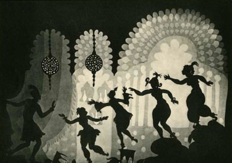 From 'The Adventures of Prince Achmed.'