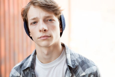 Mike Faist (Connor). Photo courtesy of Arena Stage.