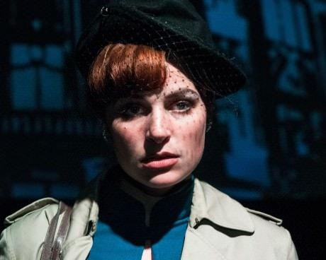 Gracie Jones (Betty Thorpe AKA Cynthia). Photo by  Teresa Castracane Photography LLC.