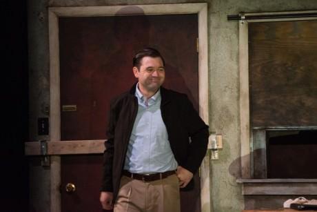 Tom Coiner as Harris McClain. Photo by Seth Freeman.