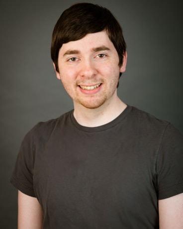 Patrick Graham. Photo by Traci J Brooks Studios.